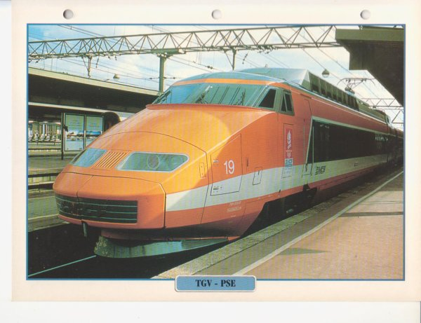 TGV - PSE