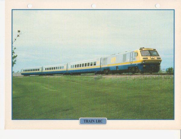 TRAIN LRC