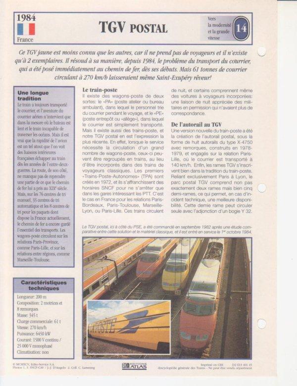 TGV POSTAL