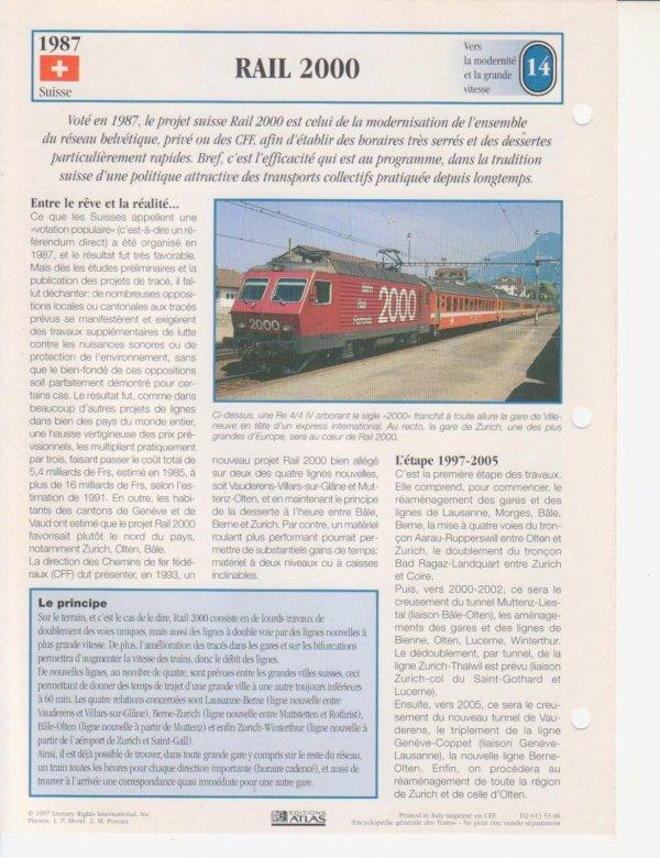 RAIL 2000