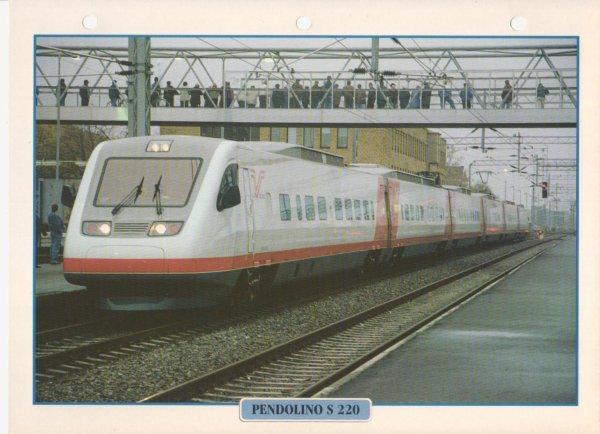 PENDOLINO S 220