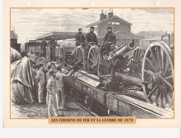 LES CHEMINS DE FER ET LA GUERRE DE 1870