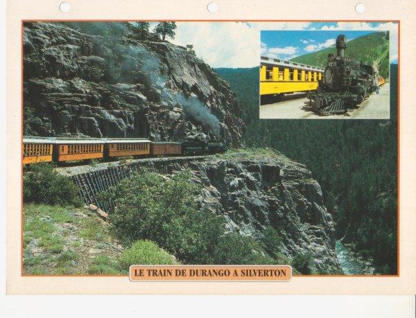LE TRAIN DE DURANGO A SILVERSTON