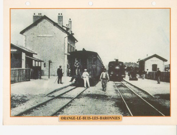 ORANGE-LE-BUIS-LES-BARONNIES