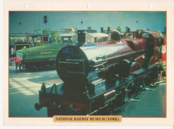 NATIONAL RAILWAY MUSEUM (YORK)