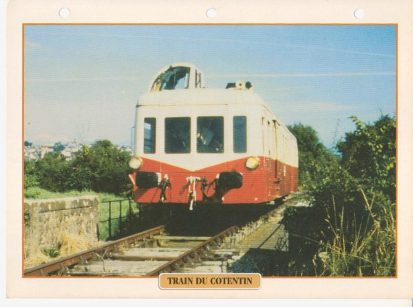 TRAIN DU COTENTIN