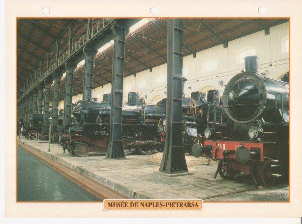 MUSÉE DE NAPLES-PIETRARSA