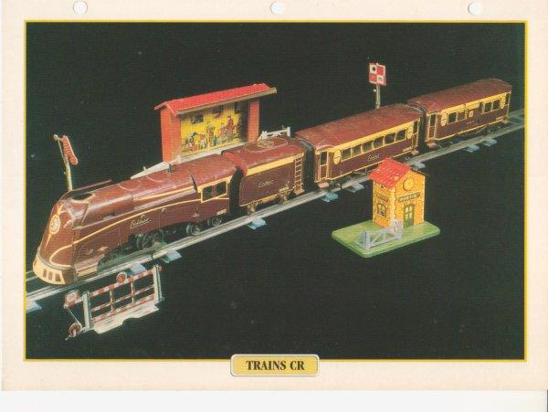TRAINS CR