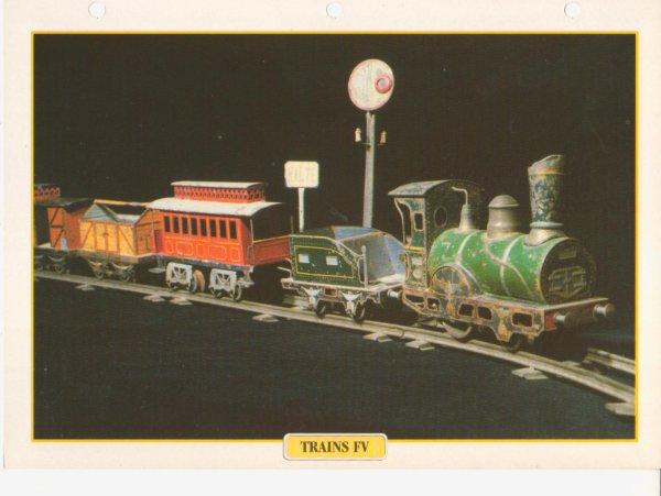 TRAINS FV