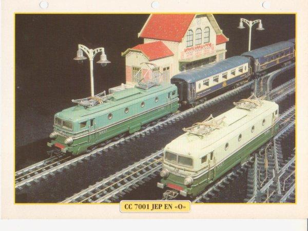 """CC7001 JEP EN """"O"""""""