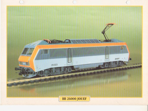 BB 26000 JOUEF