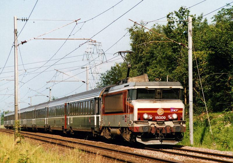 TRAINS DE LEGENDE 1804 - 1997