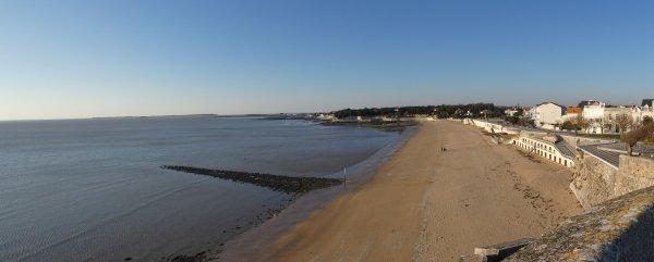 Lundi 26 février 2018 - Fouras - Grande plage