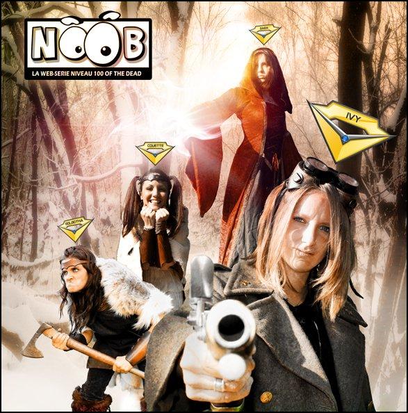 Deux coffrets pour les musiques de Noob en juin !