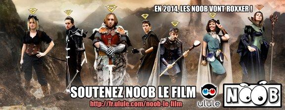 Noob, le film