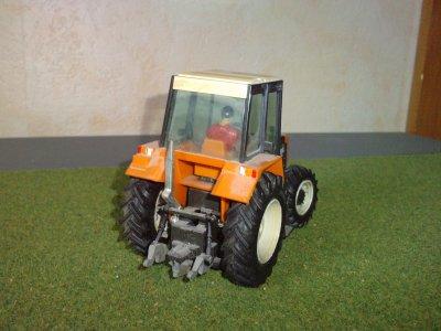 tracteur renault 155.54 turbo