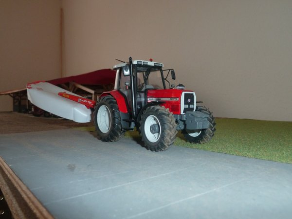 mf 6180 faucheuse kuhn
