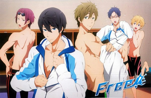 Free / Iwatobi Swim Club