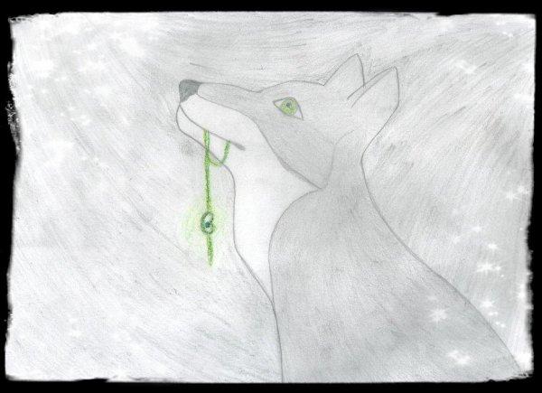 Mon dessin pour le concours de Tamara Okami