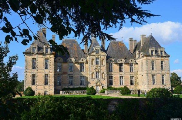 ex château de Chantal Goya