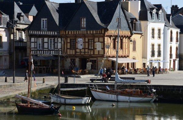 Port de St-Goustan (Morbihan)