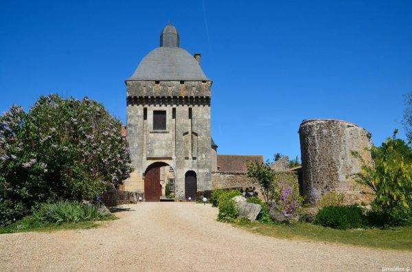 Le Château de Marconnay
