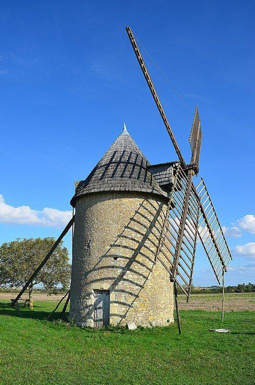 Moulin de Cherves (86)