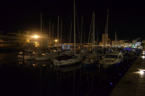 Le Port des Sables d'Olonne