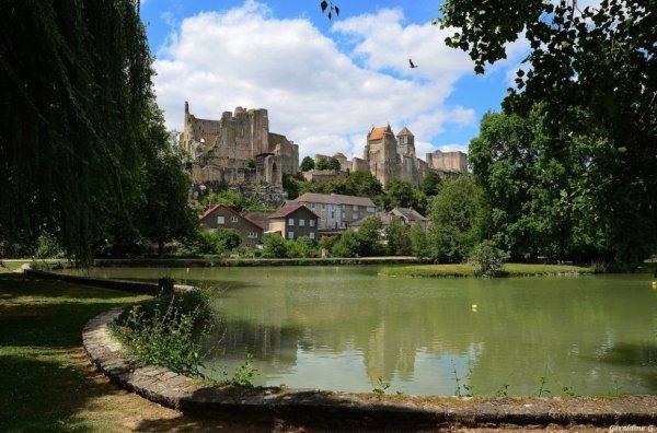 cité médiévale de chauvigny (86)