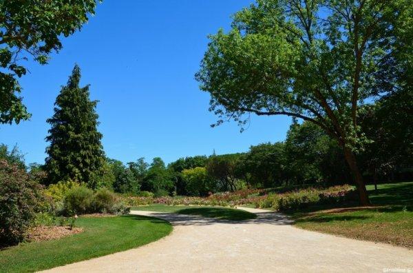 Parc de la Roseraie (Poitiers 86)