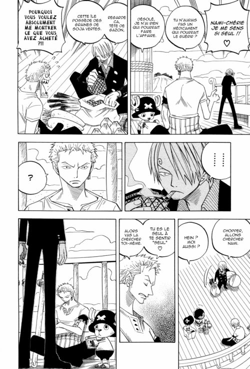 DOUJINSHI ONE PIECE: Exposed Criminals and Onlookers