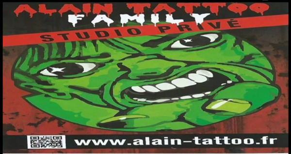 Alain Tattoo Family by Margaux et Joey & Julie Body Piercing