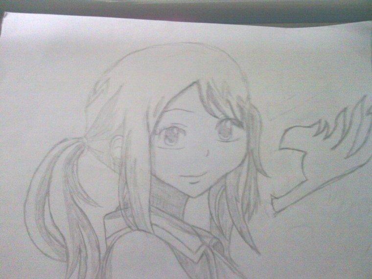 un de mes dessin plus dessin original
