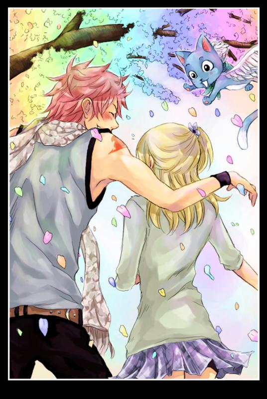 chapitre 9 : la lune de miel et la guilde fairy tail.