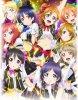 L'ANIME LOVE LIVE SAISON 2  daté au Japon