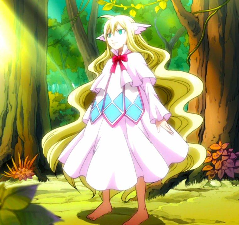 Chapitre 17 : L'histoire de natsu et du pouvoir de la magie blanche, la fille la plus puissante de la famille Hantson.