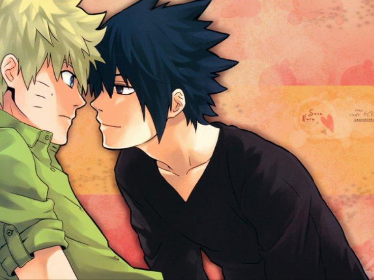 Chapitre 3 : la rage de Naruto, le pouvoir de l'amour de Sasuke et Naruto.