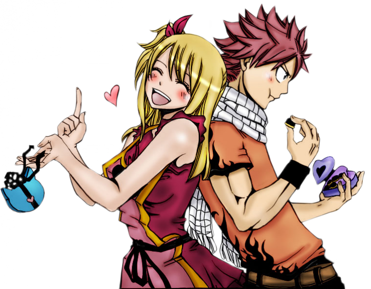 INFO FICTION FAIRY TAIL
