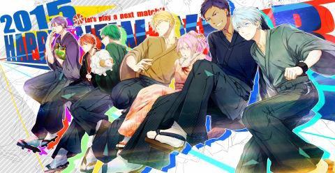Chapitre 3 : Kagami vs Equipe de du prince froid.