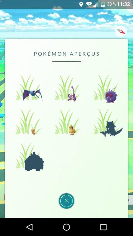 Pokemon près de moi