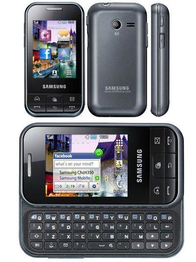 New portable Samsung C3500