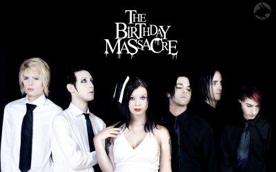 The birthday massacre , groupe de rock , métal gothic