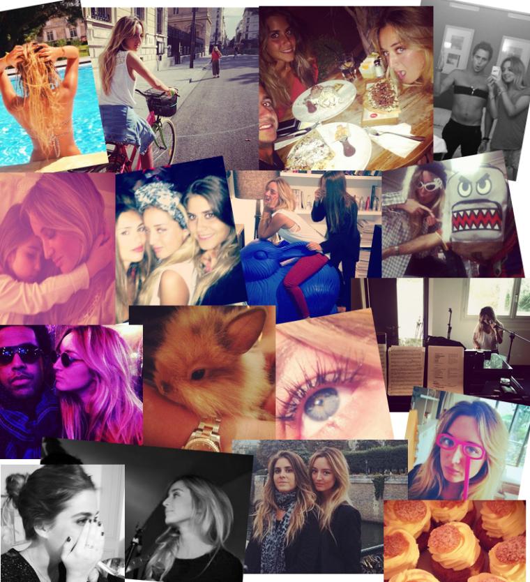 Pêle-mêle de photos Instagram : août à septembre2012 :
