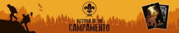 """Scoutguadalajara en la presentación del libro """" Historia de un Campamento"""""""