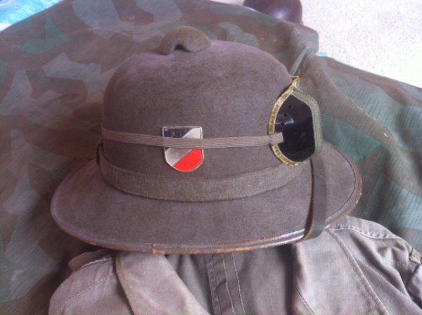 VENTE Chapeau Afrika Korps