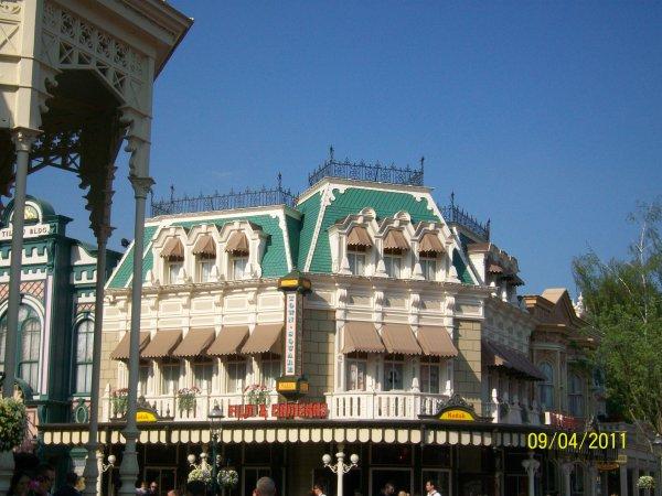 bâtiments sur main street