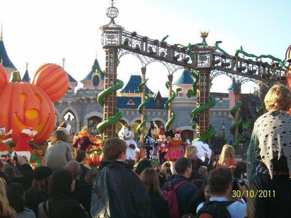 Mickey, minnie, dingo et tic
