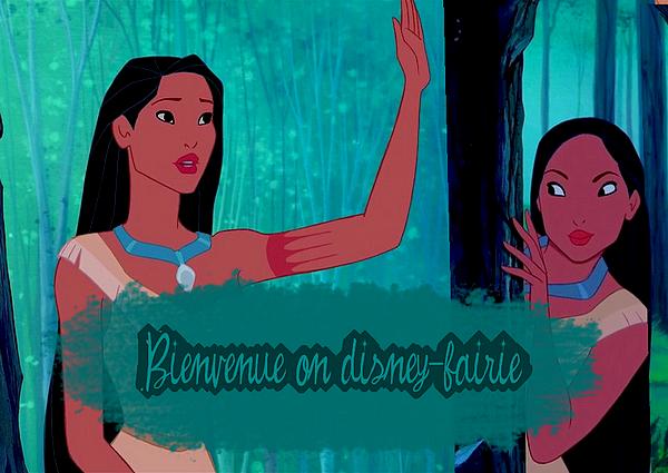 Disney-Fairie , la magie commence ici ... Newletter's