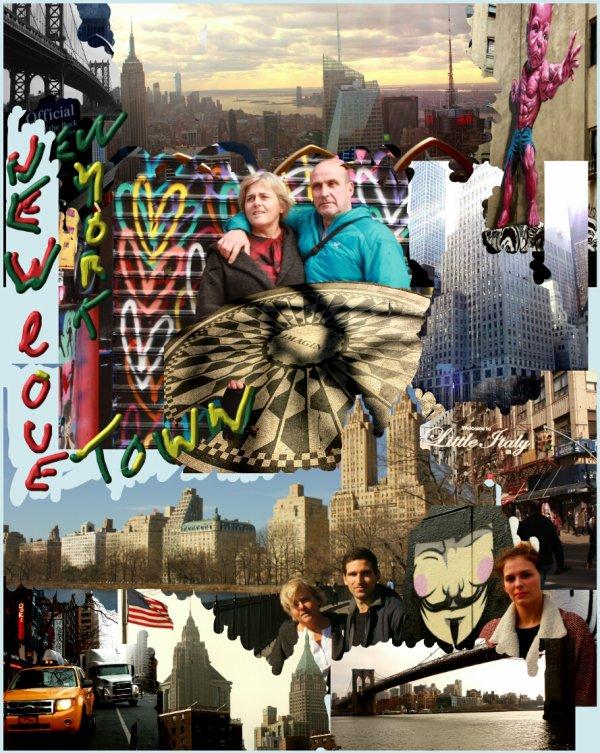 Affiche s de new york