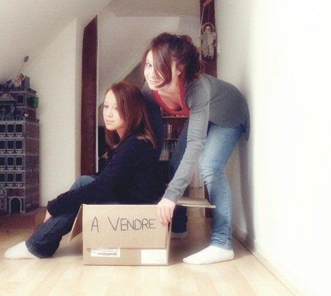 Nulle amie ne vaut une soeur. ♥